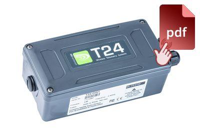 T24-GW1 - Wireless Telemetry Modbus Gateway